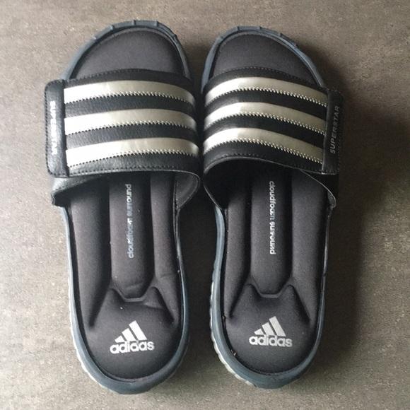 Adidas Superstar Cloudfoam Slides
